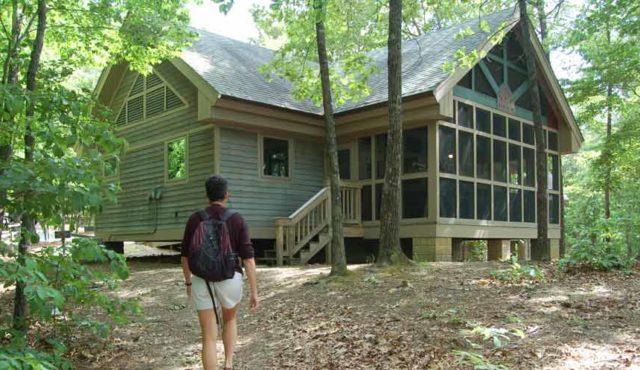 photo of renal villa at Devils Fork State Park