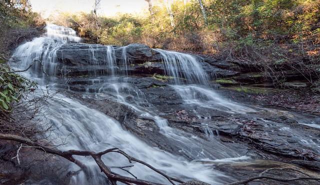 Miuka or Cheohee Falls
