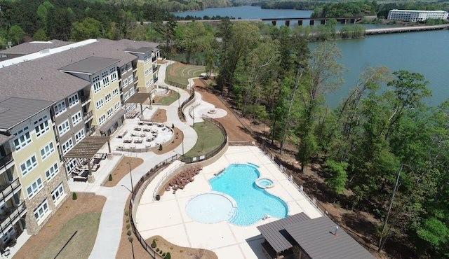 image of Lakeside Lodge Clemson