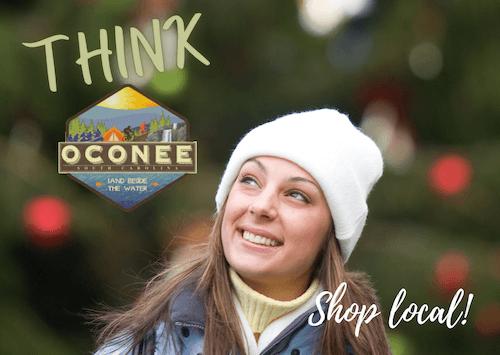 think Oconee shop local image