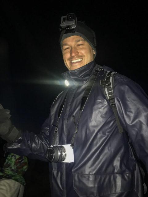 photo of Upstate Outdoor Adventurer Casey Shoub