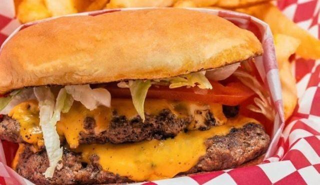 photo of World Class Cheeseburger