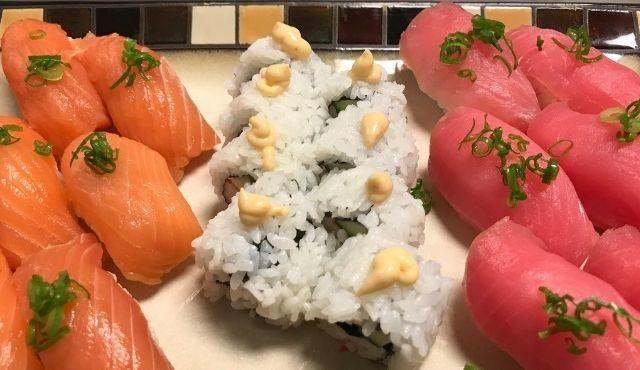 photo of sushi from Yoshi Japanese Restaurant