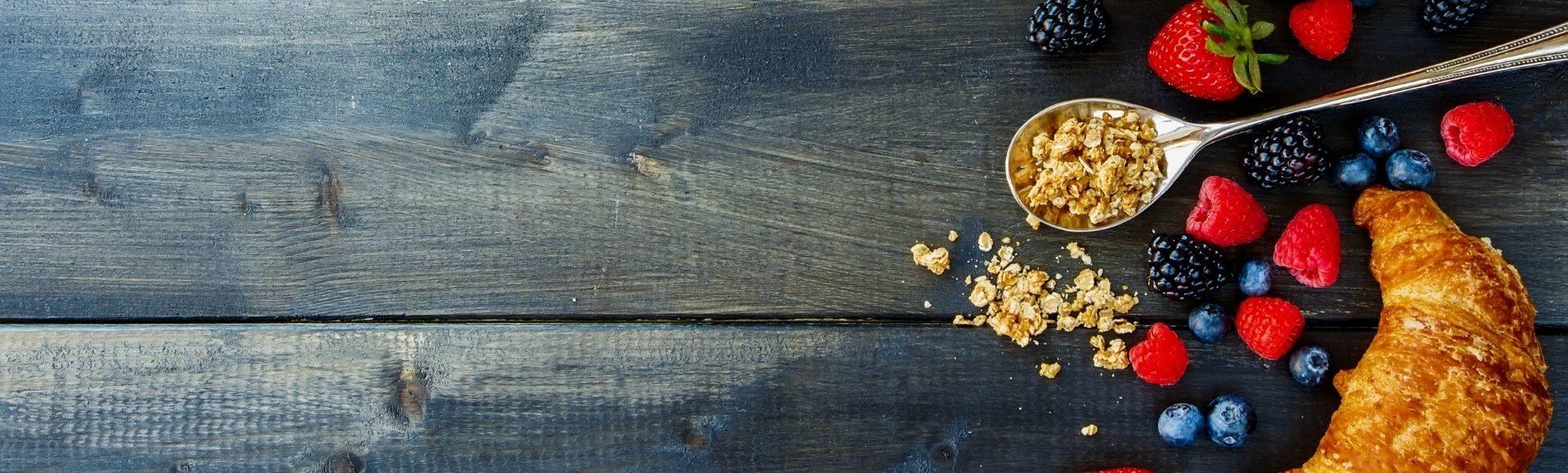 photo of breakfast foods