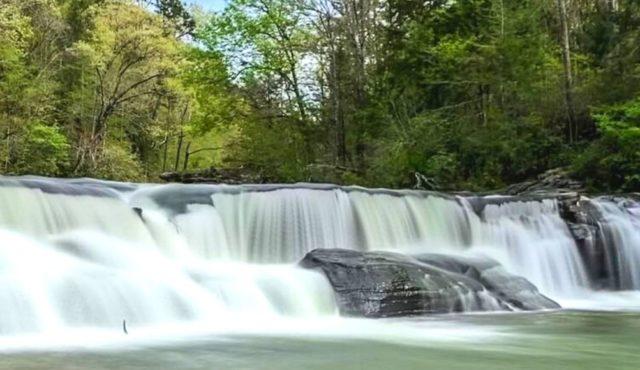 Photo of Riley Moore Falls