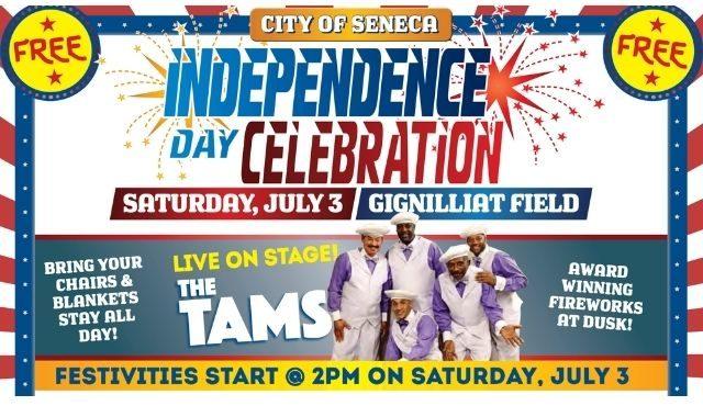 flier for Independence Day Celebration