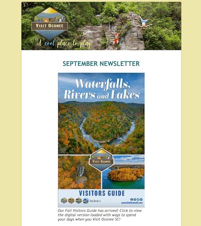 photo of september newsletter