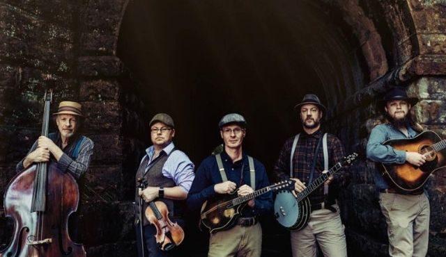 photo of the band Appalachian Roadshow