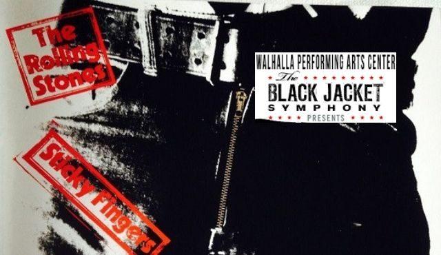 image for Black Jacket Symphony Sticky Fingers concert