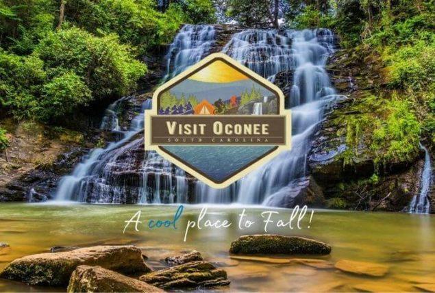 image with Visit Oconee logo