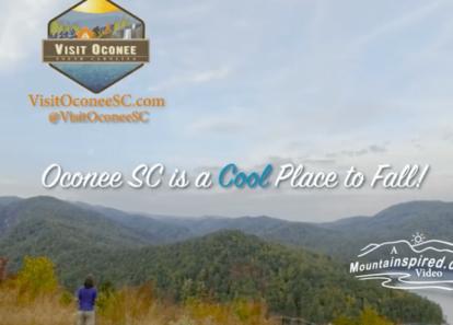 screenshot of fall roads video