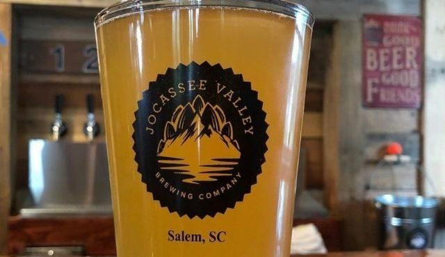 photo of Jocassee Valley craft beer
